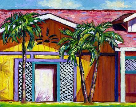 Cayman Colors by Eve  Wheeler