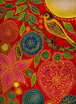 Celestial Bird by Alice Mason