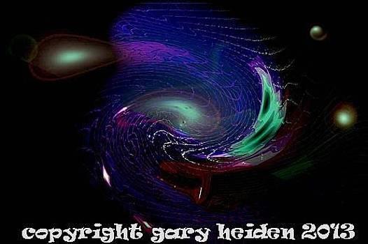 Celestial Vortex by Gary Heiden