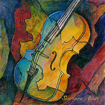 Susanne Clark - Cello Babe