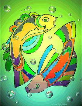 Joyce Dickens - Celtic Fish  4