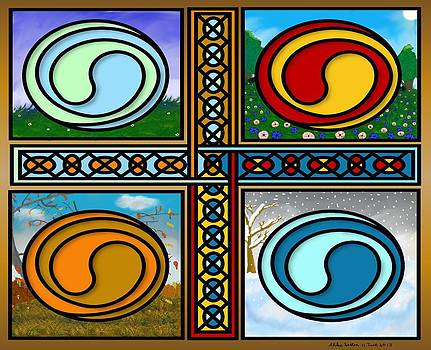 Celtic Seasons by Mike Sexton
