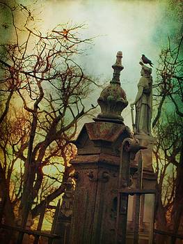 Gothicolors Donna Snyder - Cemetery Dusk
