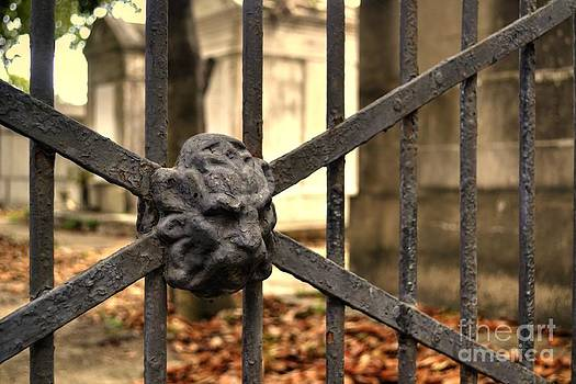 Cemetery Gates by Timothy Lowry