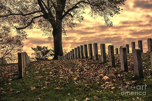 Chuck Kuhn - Cemetery II