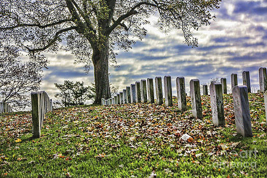 Chuck Kuhn - Cemetery V