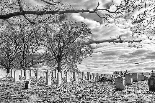 Chuck Kuhn - Cemetery VIII