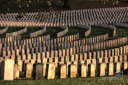 Chuck Kuhn - Cemetery X