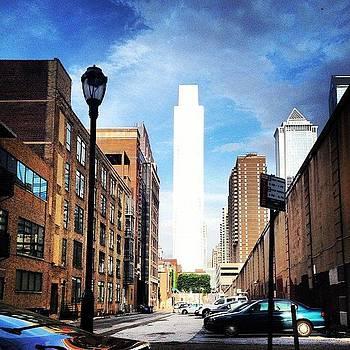 Center City Philadelphia by Shahin Shaygan