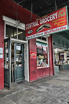 Central Grocery by Lynn Jordan
