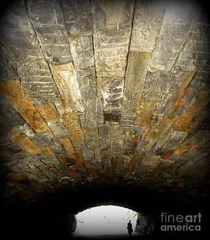 Central Park Bridge by Maria Scarfone