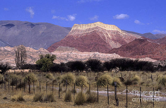 James Brunker - Cerro Yacoraite Jujuy Argentina