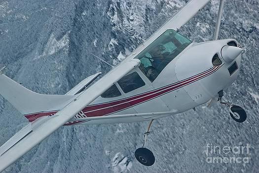 Cessna - Close Up by Jason Fortenbacher