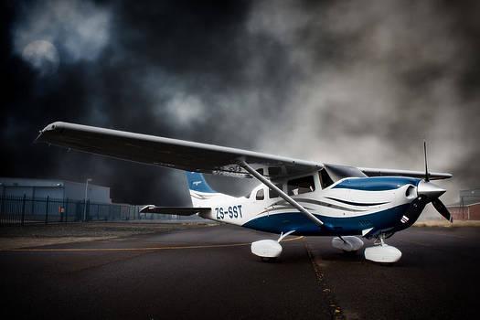 Cessna Ground by Paul Job
