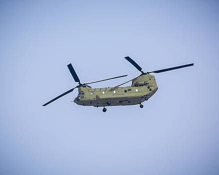 Jack R Perry - CH-47 Chinook