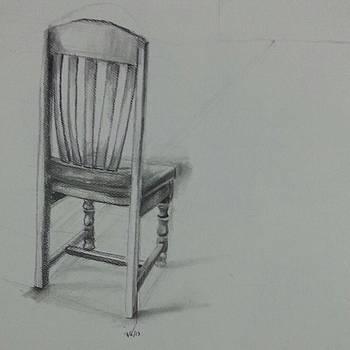 Chair by Fareeha Usman