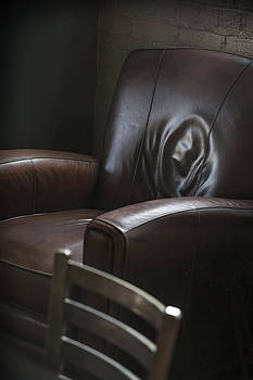 Chair Imprint by John Clemmer Photography