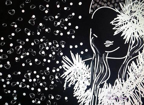 Champagne Bubbles by Darlene Watson