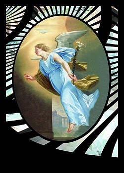 Robert Kernodle - Champaigne Vintage Angel