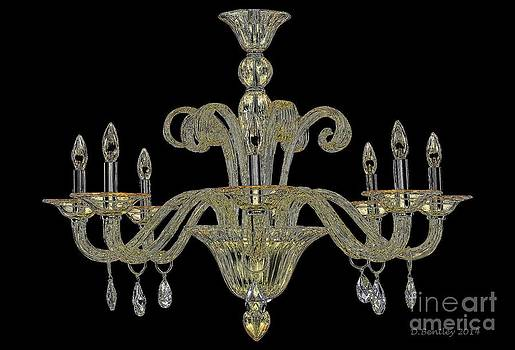 Chandalier by Donna Bentley