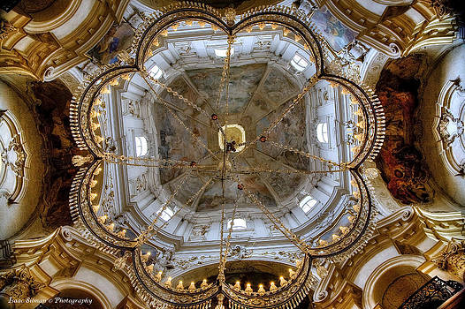 Isaac Silman - Chandelier of Ch. St. Francis Prague
