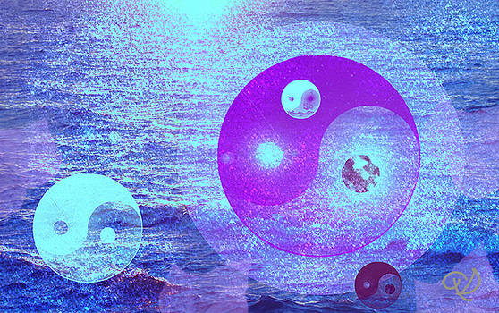 Changing Currents of Reality by Ute Posegga-Rudel