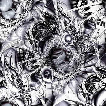 Anastasiya Malakhova - Chaotic Space