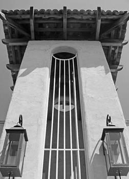 Chapel Bell Tower by Brooke Fuller