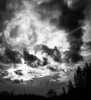 Charcoal Dream by Matti Ollikainen