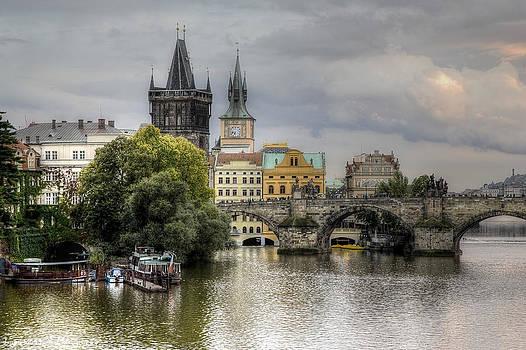 Isaac Silman - Charles Bridge Prague
