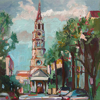 Ginette Callaway - Charleston St Phillips Church