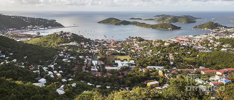 Charlotte Amalie Harbor by Scott Kerrigan