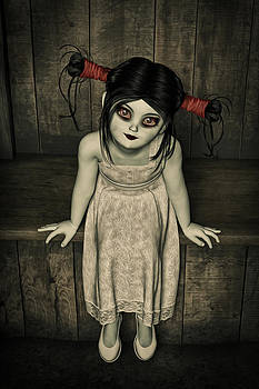 Liam Liberty - Charlotte - The Gothic Doll