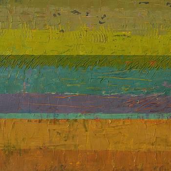 Michelle Calkins - Chartreuse Line