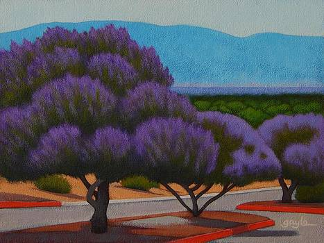 Chaste Trees by Gayle Faucette Wisbon