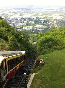 Chattanooga Incline by Jen Litton