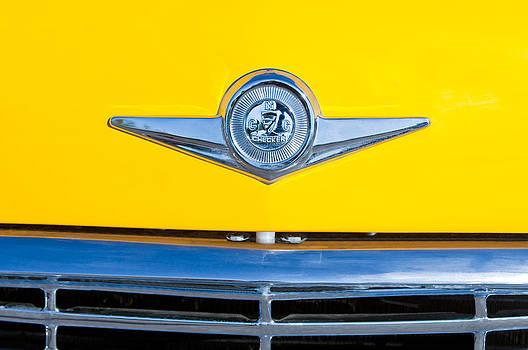 Jill Reger - Checker Taxi Cab Emblem