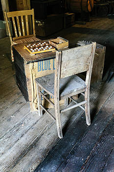Lynn Palmer - Checkers Game