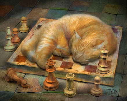 Checkmate by Zia Art