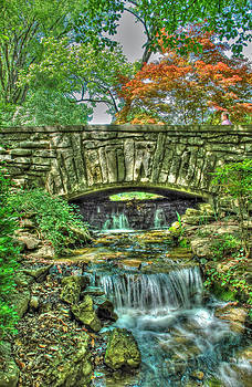 Cheekwood Bridge by Zachary Cox