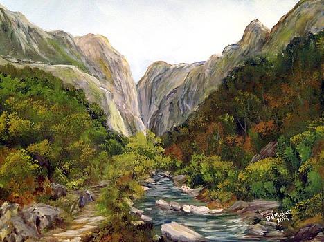 Cheile Turzii - Turda Gorges - Romania by Dorothy Maier