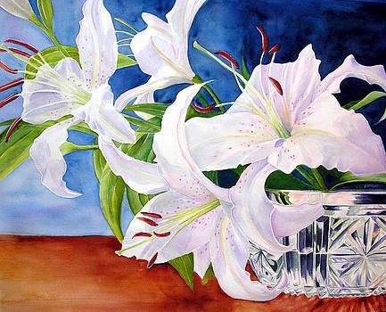 Chelsea's Lilies by Elizabeth  McRorie