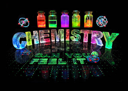 Chemistry - Can You Feel It? by Jill Bonner