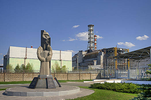 Matt Create - Chernobyl No.4 Reactor