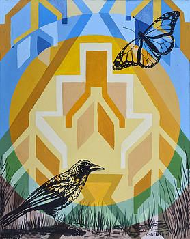 Cherokee Companions by Kristen Holmberg