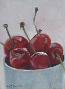Cherries by Lewis Bowman