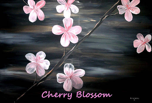 Cherry Blossom 2 by Mark Moore
