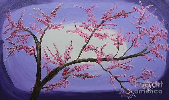 Kate Farrant - Cherry Blossom Time