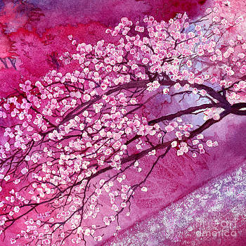 Hailey E Herrera - Cherry Blossoms