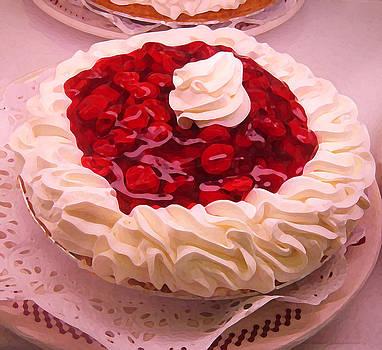 Amy Vangsgard - Cherry Pie with  Whip Cream